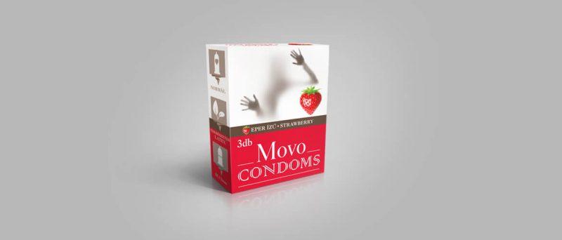 Prezervative MovoCondoms