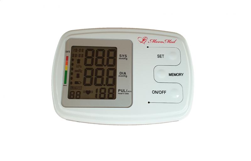 Felkaros vérnyomásmérő MovoMed  BP-M2